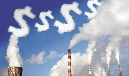 Carbon Tax smoke